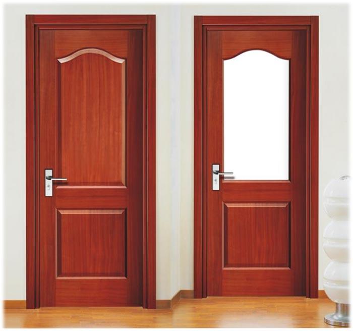 деревянные межкомнатные двери - массив