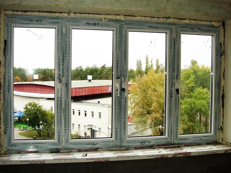 Остекление лоджии и балкона.