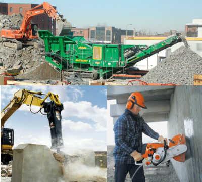 бетон с работой